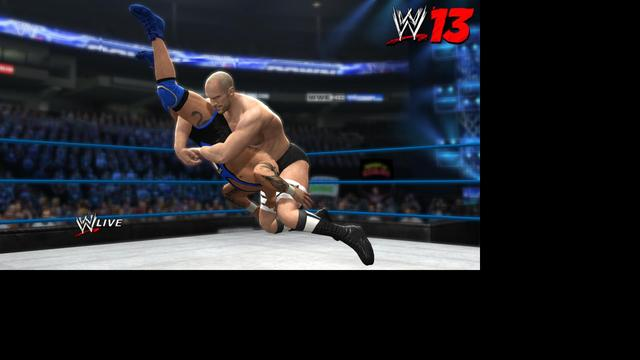 Take-Two neemt WWE-licentie over