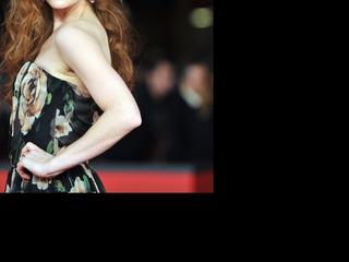 Actrice is momenteel te zien in Starz-serie Outlander