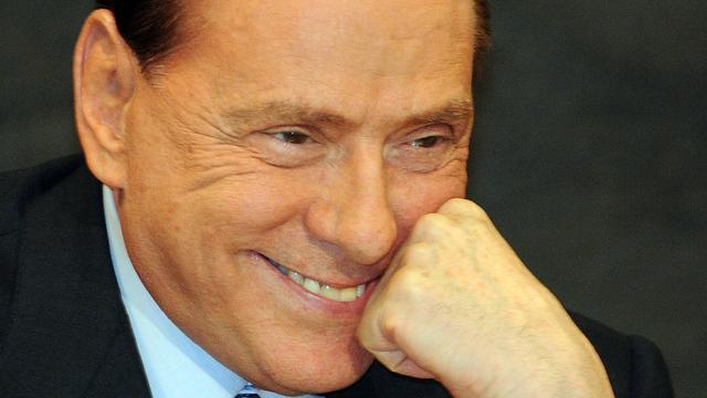 Corruptiezaak tegen Berlusconi is verjaard