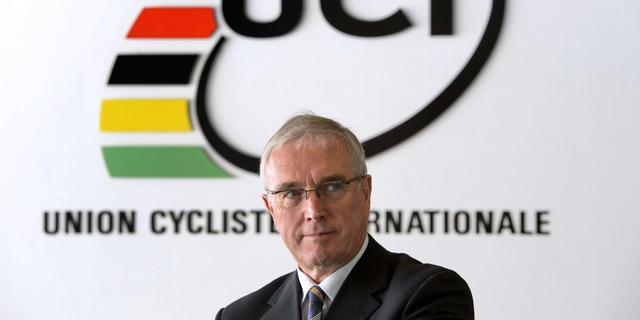 McQuaid hoopt op regelwijziging kandidatuur UCI