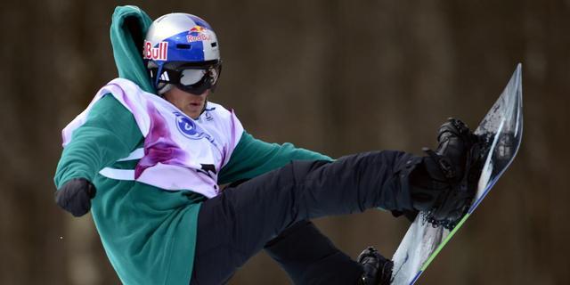 Snowboarder De Jong kan gewoon trainen