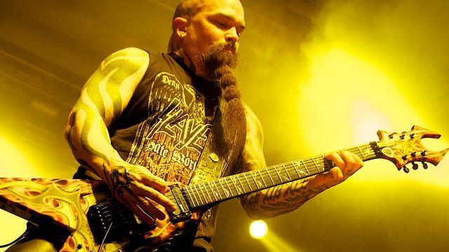Slayer voor concert naar Kerkrade