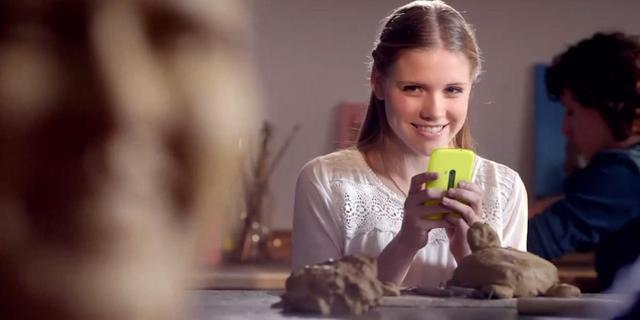 KPN zaait verwarring met namaak-Lumia in reclame