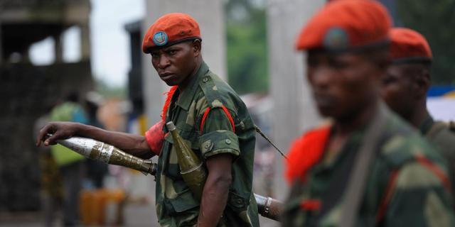 Afrikaanse landen tekenen vredesakkoord Congo