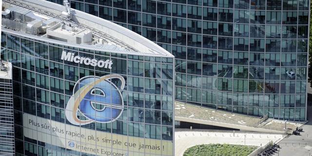'Internet Explorer verliest fors marktaandeel in Nederland'