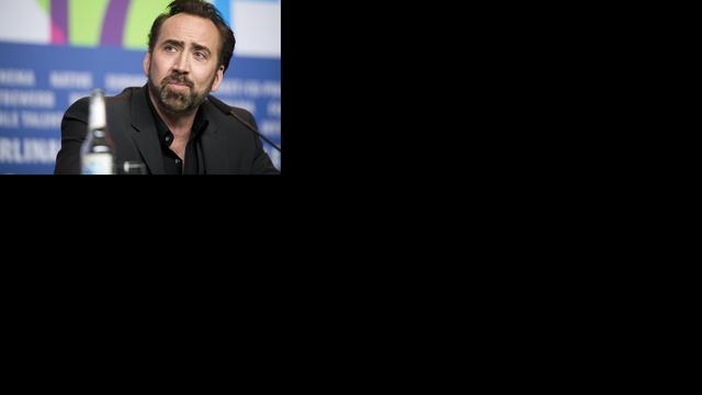 Nicolas Cage legt het aan met prostituee in nieuwe film