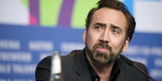 Nicolas Cage wordt voor eerste keer opa