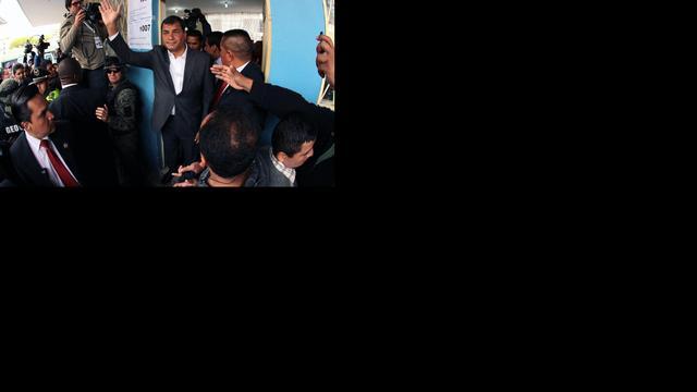 Ecuador vervolgt ex-president Correa voor mislukte ontvoering