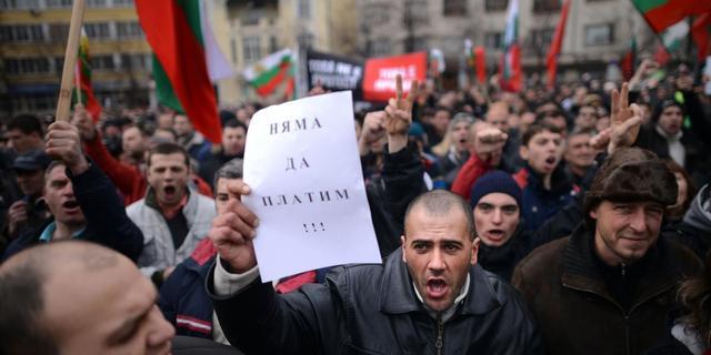 Vervroegde verkiezingen in Bulgarije