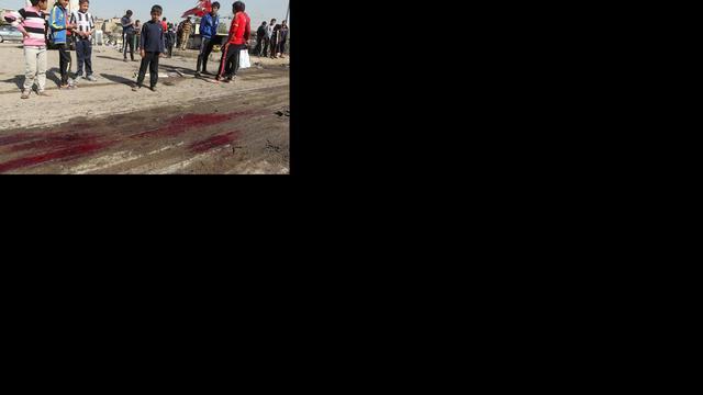 Zeker achttien doden door aanslag op Koerdische partij Irak