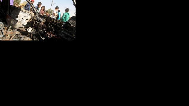 Dodelijke aanslagen op moskeeën Bagdad