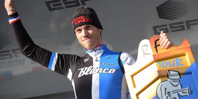 Blanco met vijf Nederlanders in Ronde van Vlaanderen