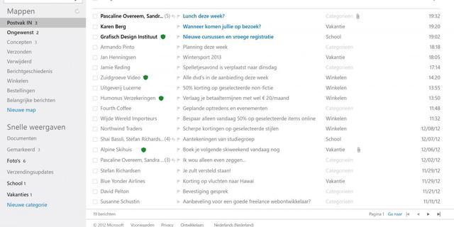 Hotmail en Outlook.com kampen met langdurige storing