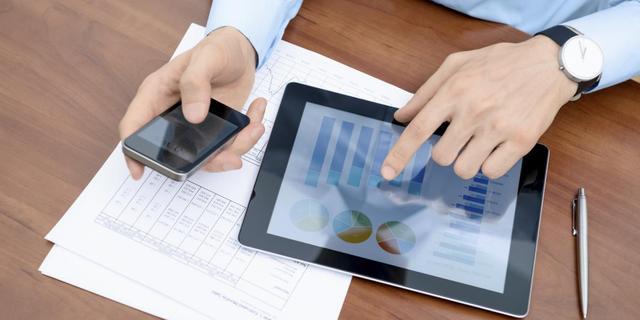 Online steeds belangrijker voor zzp'ers