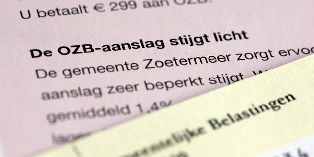 PvdA wil opheldering over vaststellen WOZ