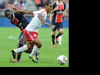 De Braziliaanse huurling van NAC Breda moet zelf nog in onderhandeling met de Oostenrijkse club.