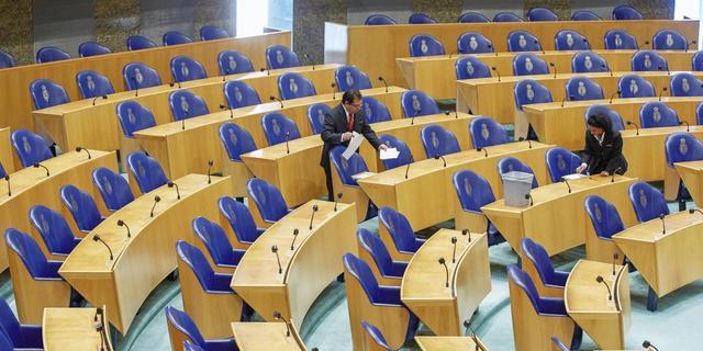 'Geen herdenking Sharon in Tweede Kamer'