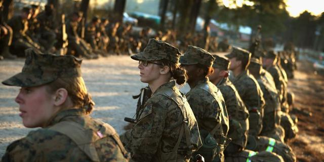 Amerikaanse leger accepteert vanaf 1 januari weer transgenders