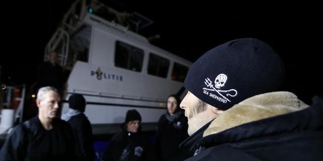 Sea Shepherd claimt overwinning op Japanse walvisjacht