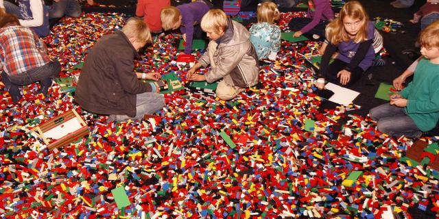 Lego wil een realityserie gaan maken