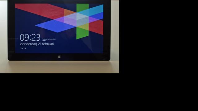 'Microsoft noemt eerste grote update Windows 8.1'