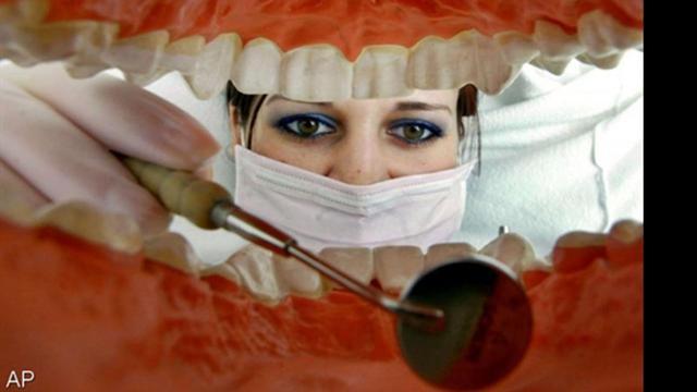Legionella bij tandheelkunde van UMCG