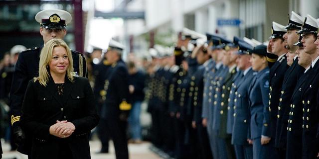 'Relatief veel vrouwelijke ministers in Nederland'