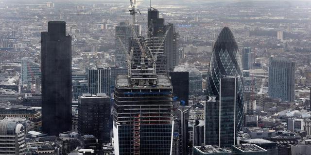 'Miljardengat bij Britse banken'