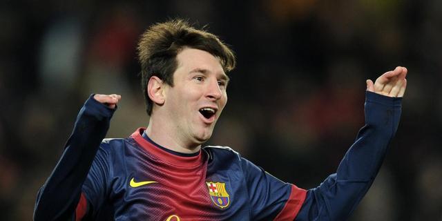 'Geen fysieke problemen bij Barça'