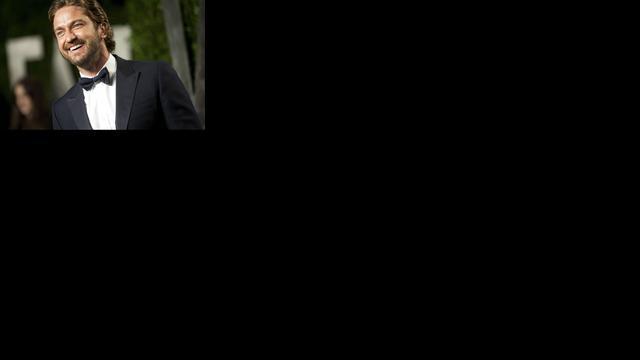 Gerard Butler wil Egyptische god spelen