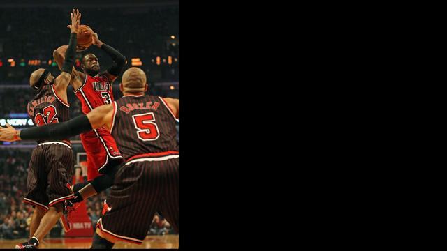 Miami Heat boekt tiende zege op rij in NBA