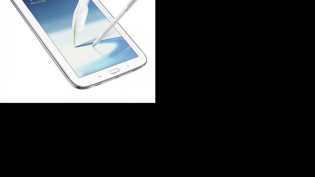 'Samsung werkt aan 12,2-inch Galaxy Note-tablet'