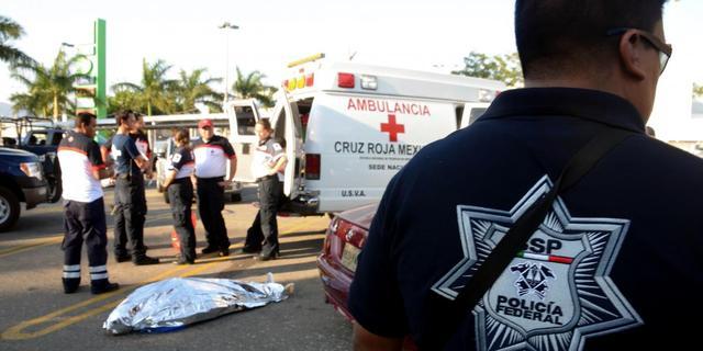 Belg doodgeschoten in Mexicaanse badplaats