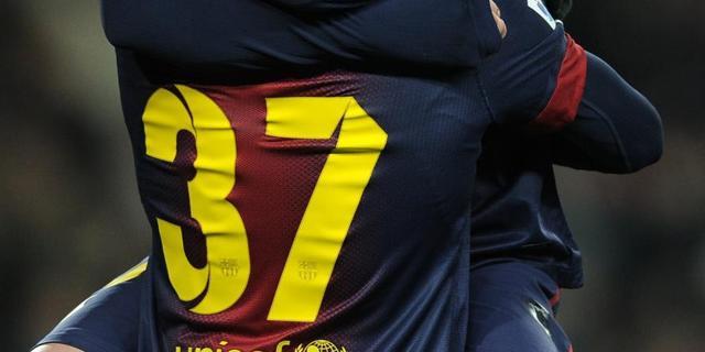 FC Barcelona en Real Madrid boeken moeizame zeges