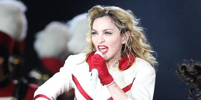 'Madonna is miljardair'