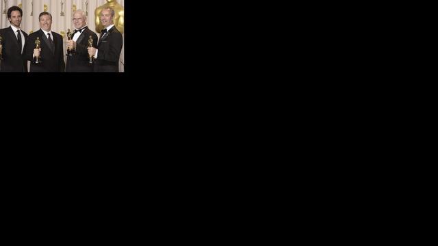 Nederlander De Boer wint Oscar voor Life of Pi