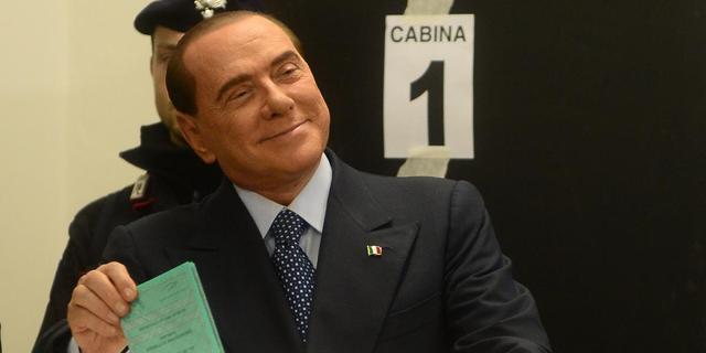 Vooralsnog lage opkomst bij verkiezingen Italië
