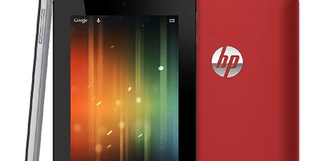 HP toont betaalbare Androidtablet