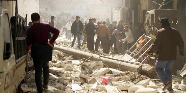 VVD'er pleit voor militaire steun rebellen Syrië