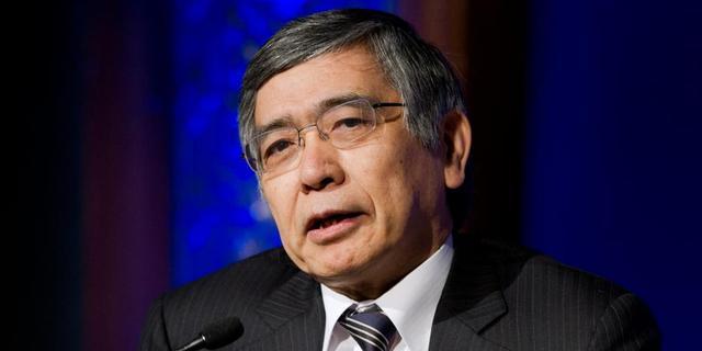 Tokio werft 'soepele' directeur centrale bank