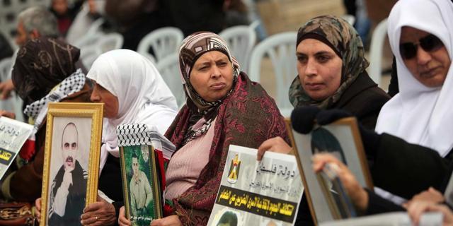 Ruim 4500 Palestijnse gedetineerden in hongerstaking