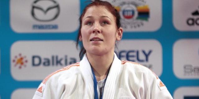 Judoka Polling ook de sterkste in Düsseldorf