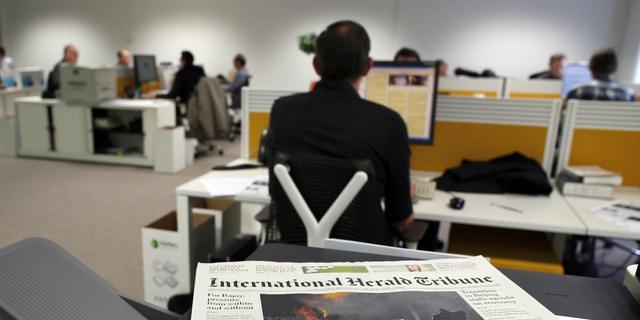 Herald Tribune krijgt nieuwe naam