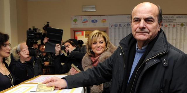 Tegenstrijdige uitslagen verkiezingen Italië