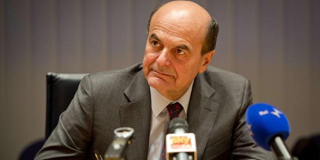 Bersani moet premier Italië worden