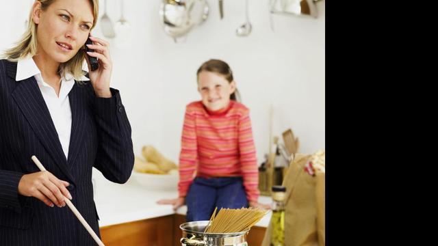 Vrouwen 13 uur per week bezig met maaltijden