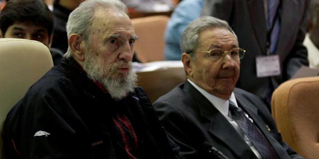 Fidel Castro (86) verschijnt in parlement