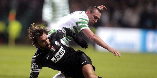 Celtic zonder aanvoerder Brown tegen Juventus