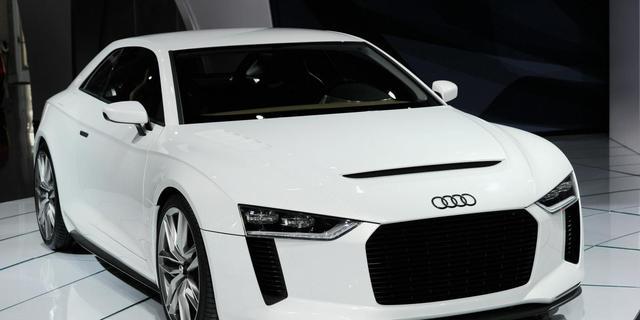 Vijf miljoen Audi's Quattro geproduceerd