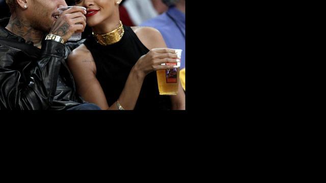 Chris Brown moest heel hard zijn best doen voor Rihanna